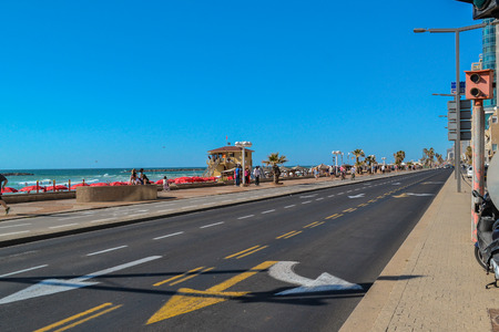 seafront: Seafront Tel Aviv, Israel