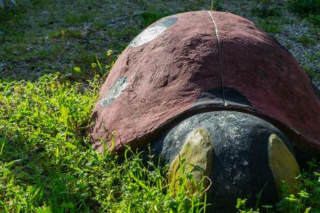 adeptness: ladybug sculpture