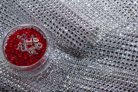shiny: Shiny crystals Stock Photo