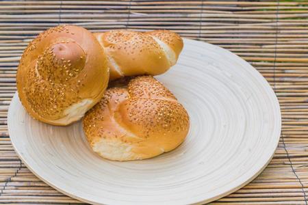 buns: bollos frescos para el desayuno