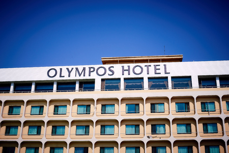 superannuated: Olympus Hotel  Oldest hotel in Incheon city
