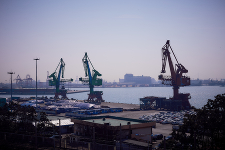 Incheon Port Harbor Workshop