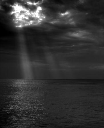 Dramatical Sea