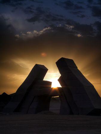 Ras Mohammed National Park Stock Photo