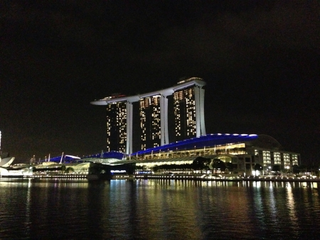 Hotel Marina Bay Sands Singapore