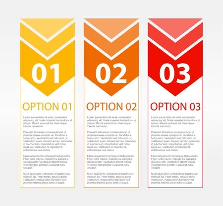 web survey: Uno Dos Tres bloques de texto