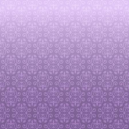 lila: Vintage Violet Wallpaper Texture