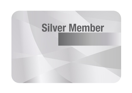 membership: Silver VIP Club Card