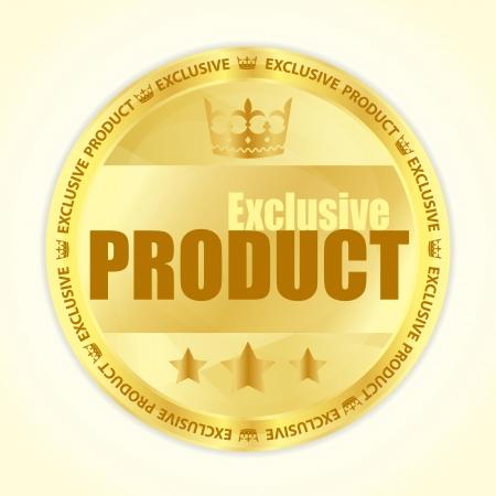 premium member: Premium member badge with royal crown and three golden stars