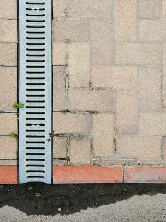 Surface linear and deep drainage systems