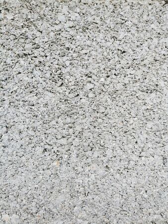 Ground stone for construction work