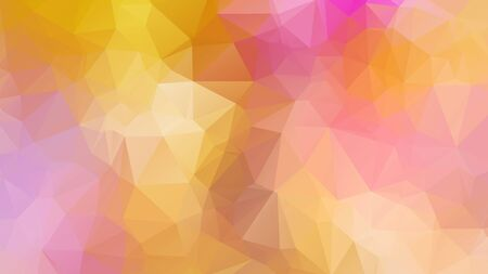 Abstract background. Colorful abstract background for design. Vector template pattern. Geometric triangular mosaic colors of the sea and sand sky. vector illustration frame Иллюстрация