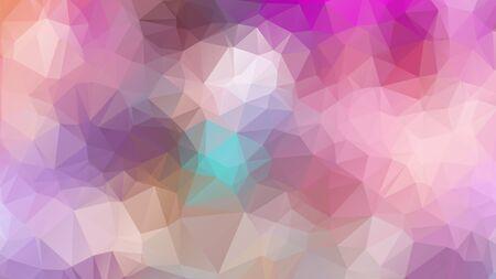 Light Polygonal Mosaic Background, Vector illustration, Business Design Templates