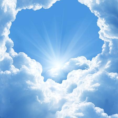 heaven: hermosas nubes