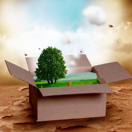 arbol de problemas: concepto de eco