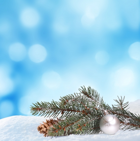 christmas background Stock Photo - 23860823