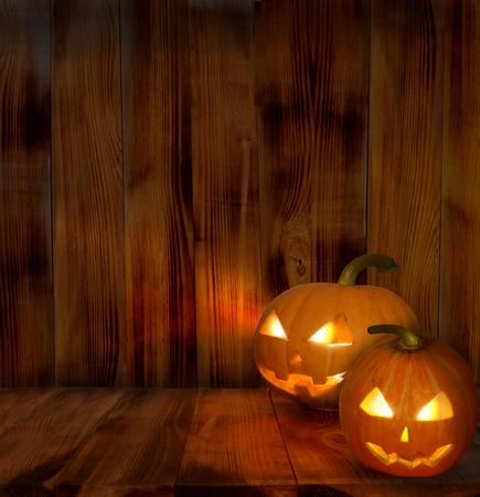 gothic background: halloween pumpkin background