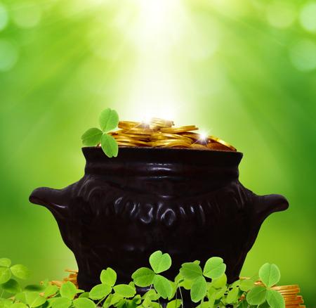 St Patricks day background photo