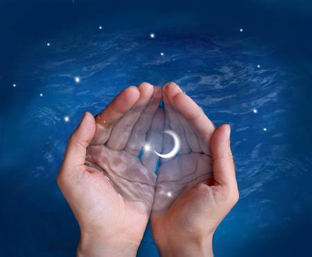 moonlight: Ramad�n Kareem fondo