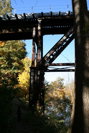 rickety: Old Rickety Bridge