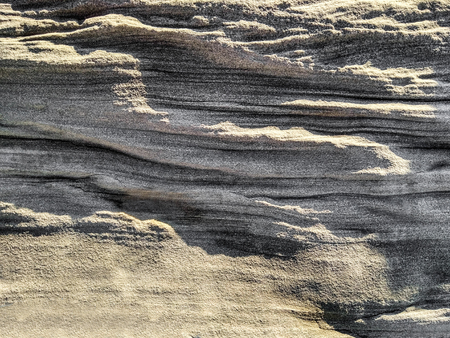 Layered stone textured background. Rocky surface
