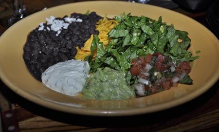 メキシコ料理プレート