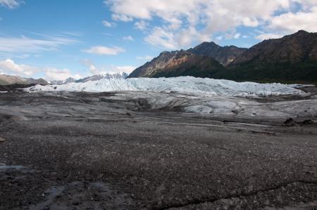 Matanuska Glacier, Glenn Highway, Alaska