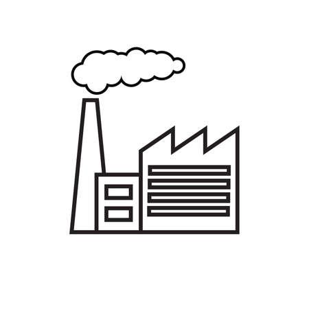 industrial icon Vector Illustration Vector Illustration