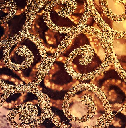 curls: fantasy golden curls close up picture