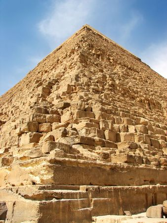 great egyptian pyramid in africa