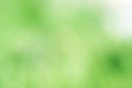 luce verde astratto, offuscate colori vibranti