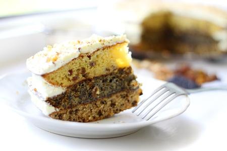 Hausgemachter Kuchen Standard-Bild - 10443074