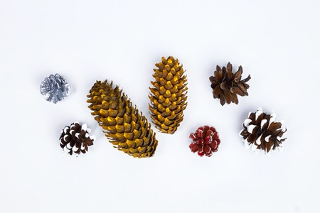 various types of cones.