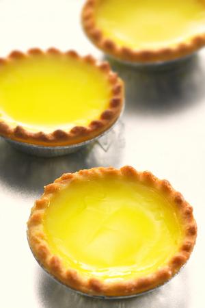 Egg tarts 免版税图像