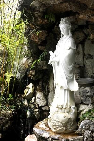 Statue of Kuan Yin