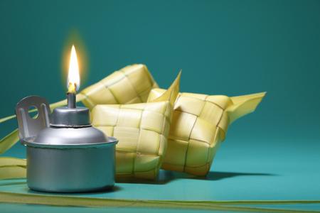 ketupat and the pelita for raya