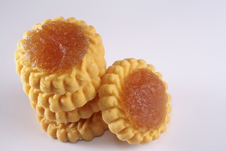 malaysian cookies - pineapple tart