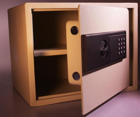 Empty safety box