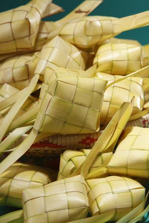 stock image of the group og ketupat Фото со стока