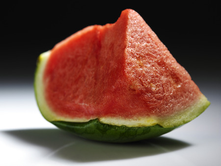 rotten or not fresh watermelom 版權商用圖片