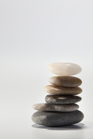 copy space of the stack of stone