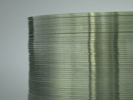 stack of  blank cd on the plain background