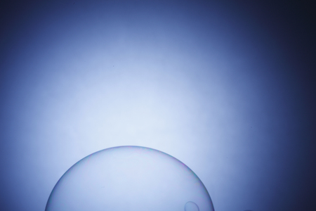 stock image of the super  soap bubble 免版税图像