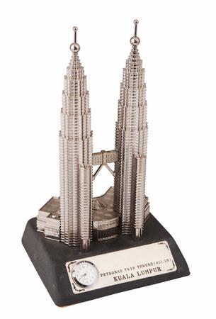 souvenir item of the KLCC Malaysia