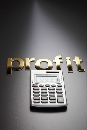 word profit and the calculaator
