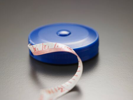 spiral type of the measuring tape
