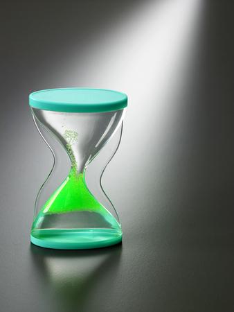 liquid type of the hour glass
