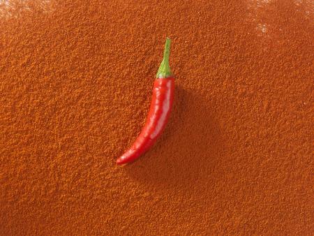chili padi and chili powder