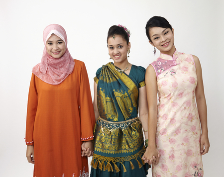 malaysian three races united as one