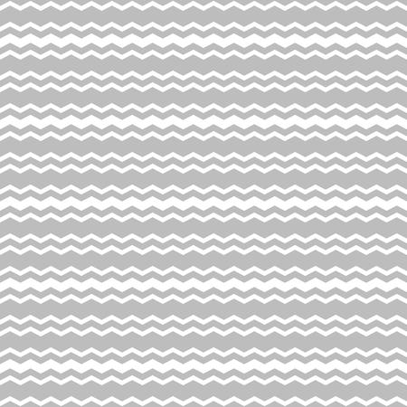 Light gray chevron vector sramless pattern in flat style